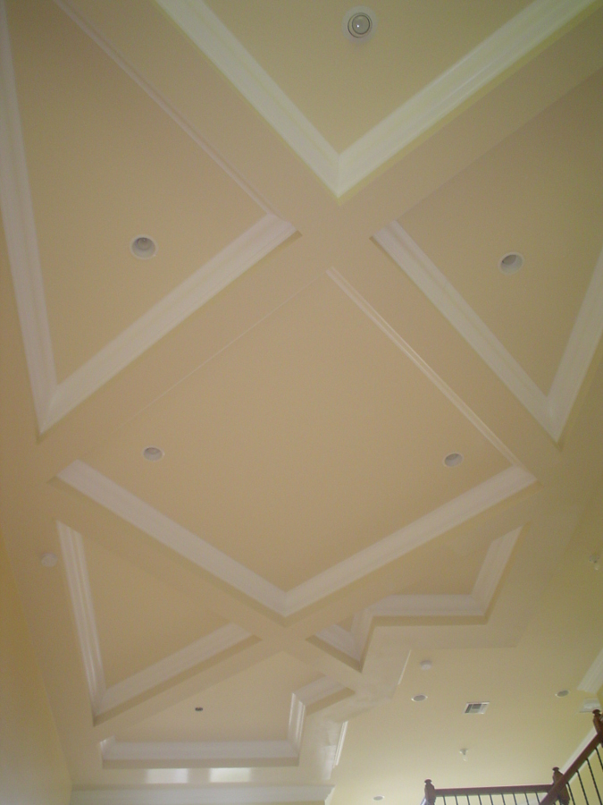 Custom Ceilings  Wood Ceiling  Ceiling Beams  West Palm