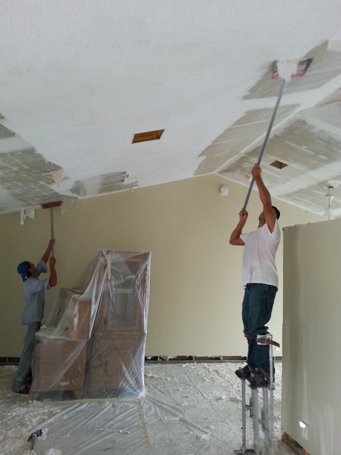 Project Gallery  West Palm Beach drywall repairs company