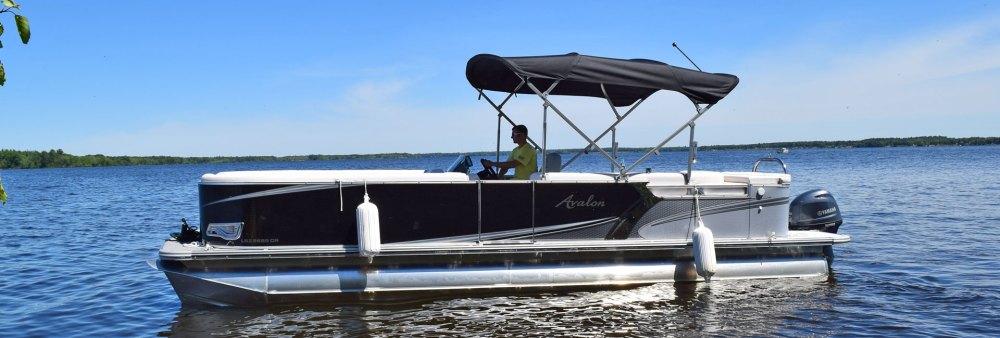 medium resolution of avalon pontoon rentals