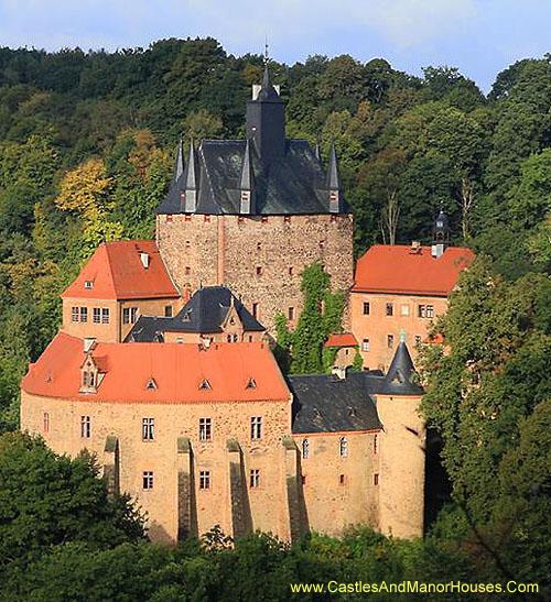 photographs of german castles