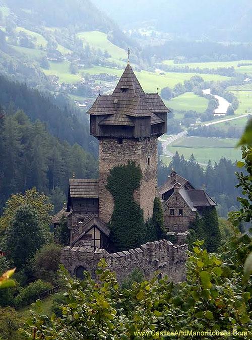 Schloss Castle Eagles Hohenwerfen Where Dare