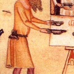 Affordable Kitchen Knives Touch Free Faucet Castle Life - Medieval Food
