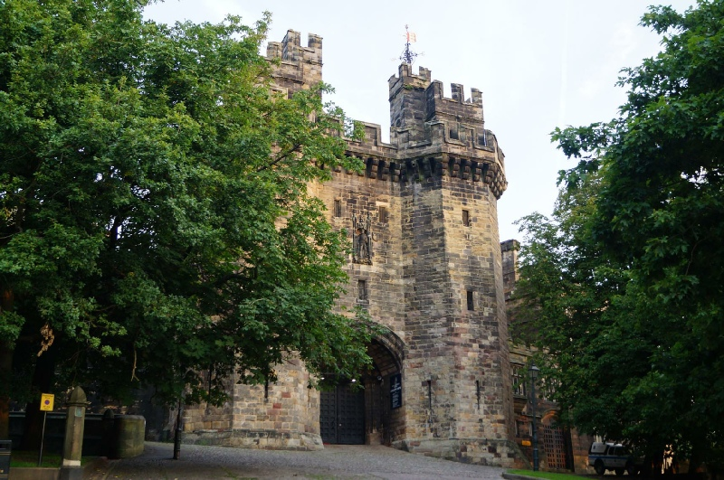 Lancaster Castle  North West England  Castles Forts and