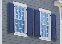 Wood Window Shutters Orange County, Los Angeles, CA ...