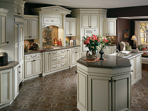pull out drawers for kitchen cabinets led light semi custom - castle vision design   ...