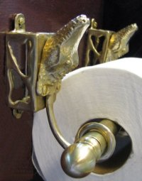 Animal Toilet Paper Holder, page 1