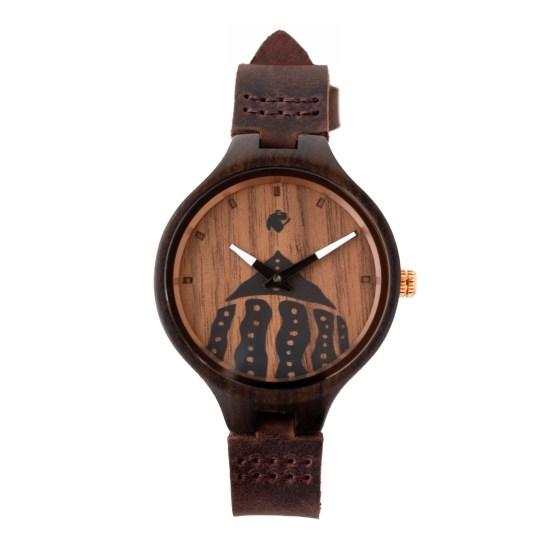 Relojes de Madera Castor Hain