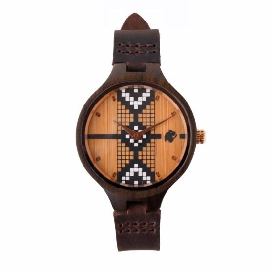 Relojes de Madera Castor Newen