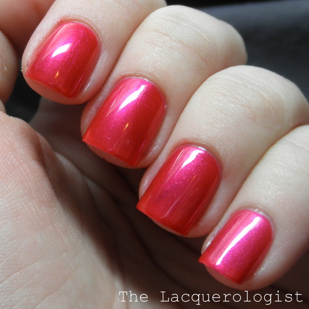 New 2014 Nicole by OPI Polishes: Swatches & Review! • Casual Contrast