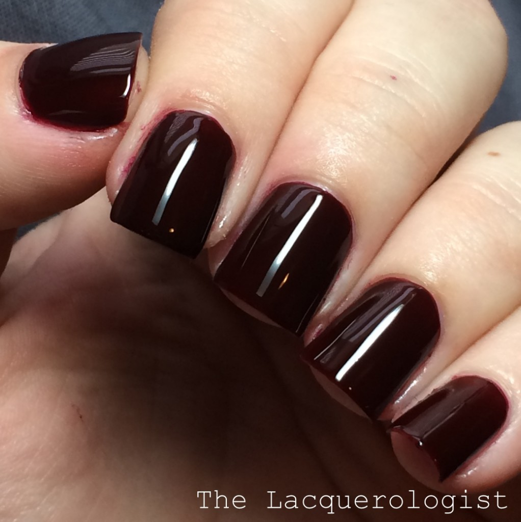 Priti NYC Bordeaux Collection: Swatches & Review! • Casual Contrast