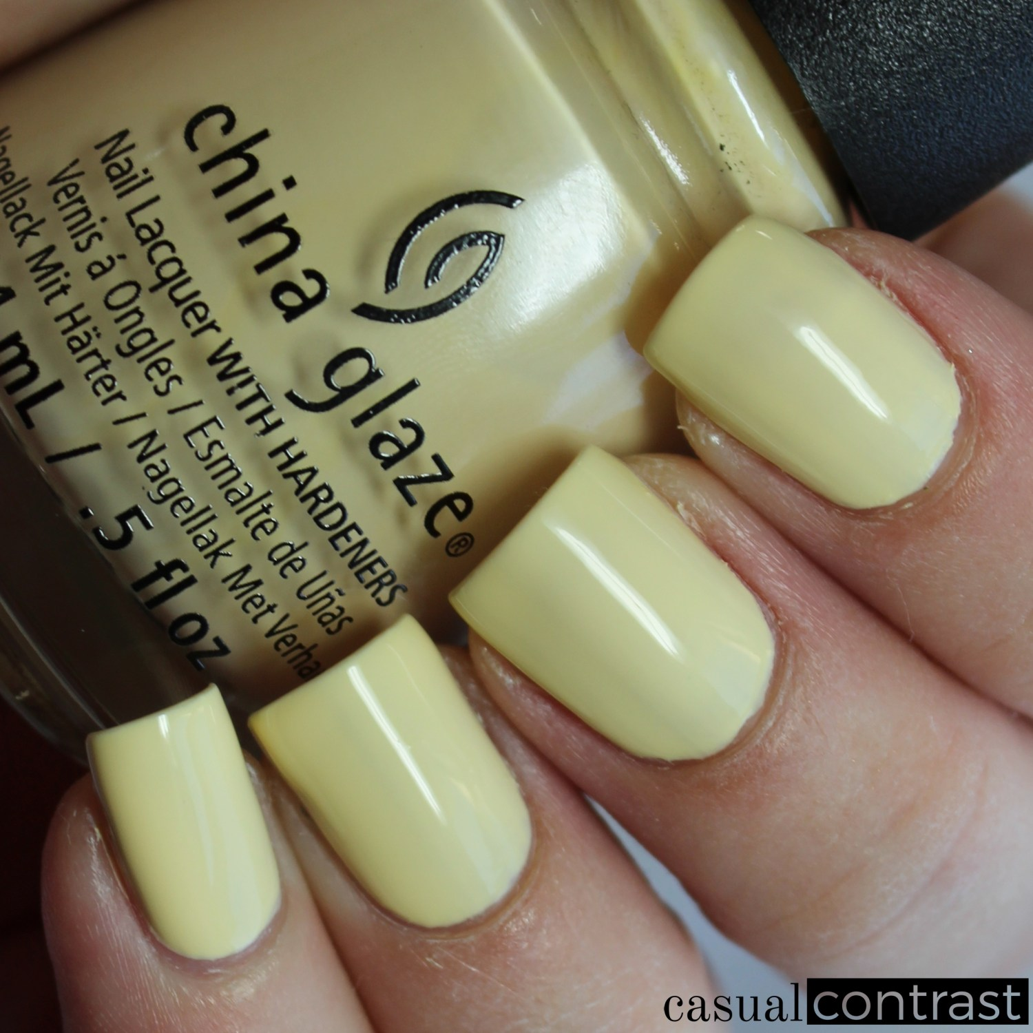 China Glaze House of Colour Collection for Spring 2016: Swatches ...