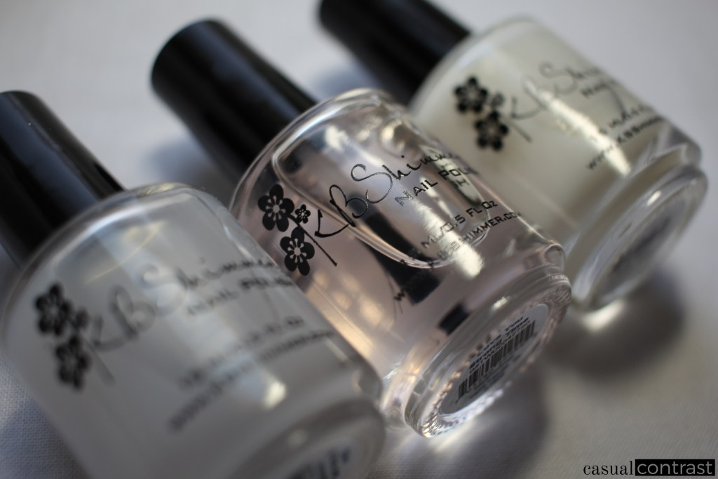 Nail Care Basics with KBShimmer • Casual Contrast