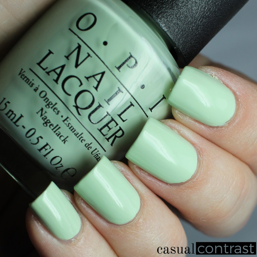 OPI Soft Shades 2016: Swatches & Review • Casual Contrast