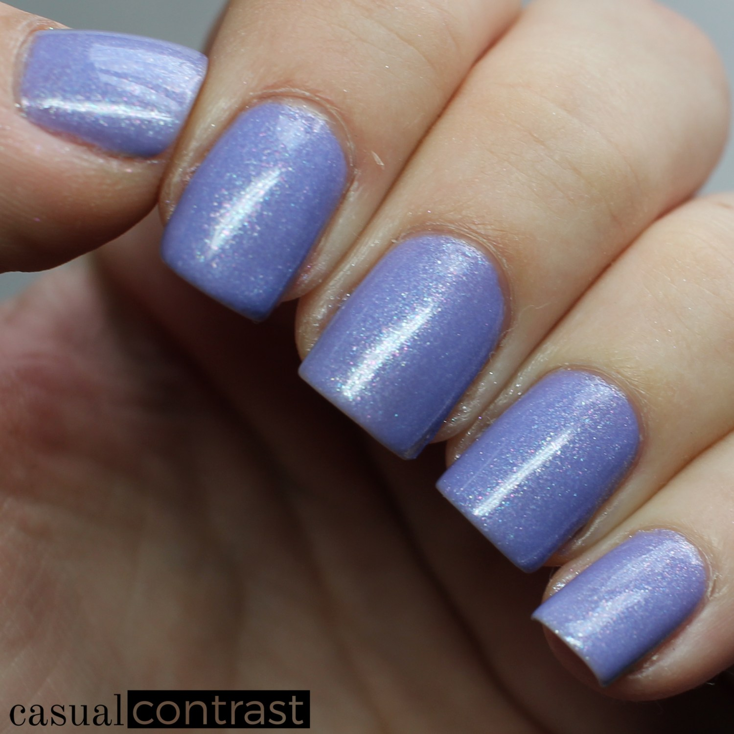 Image of Swatch of Zoya Aster from the Zoya Petals Collection