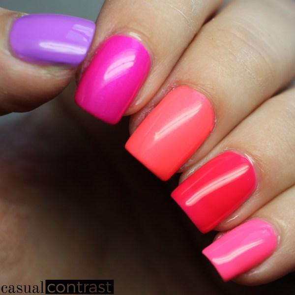 Salon Perfect Neon Pop Nail Polish