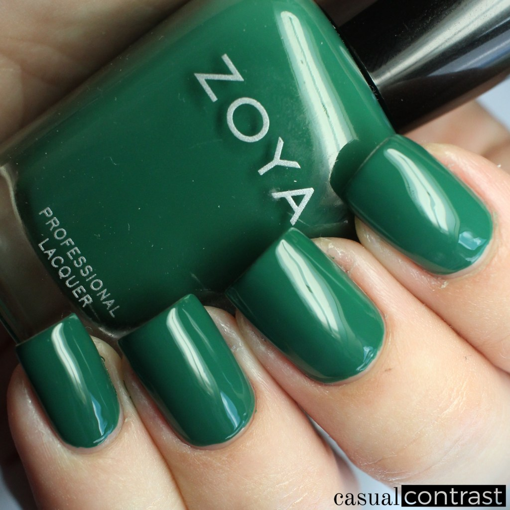 Zoya Wyatt from the Zoya Urban Grunge Collection • Casual Contrast