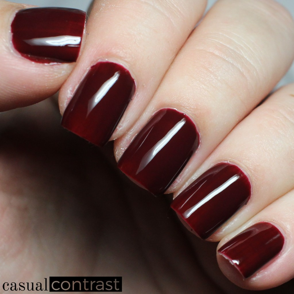 Little Ondine Water-Based Nail Polish: Swatches, Review, & Wear Test ...