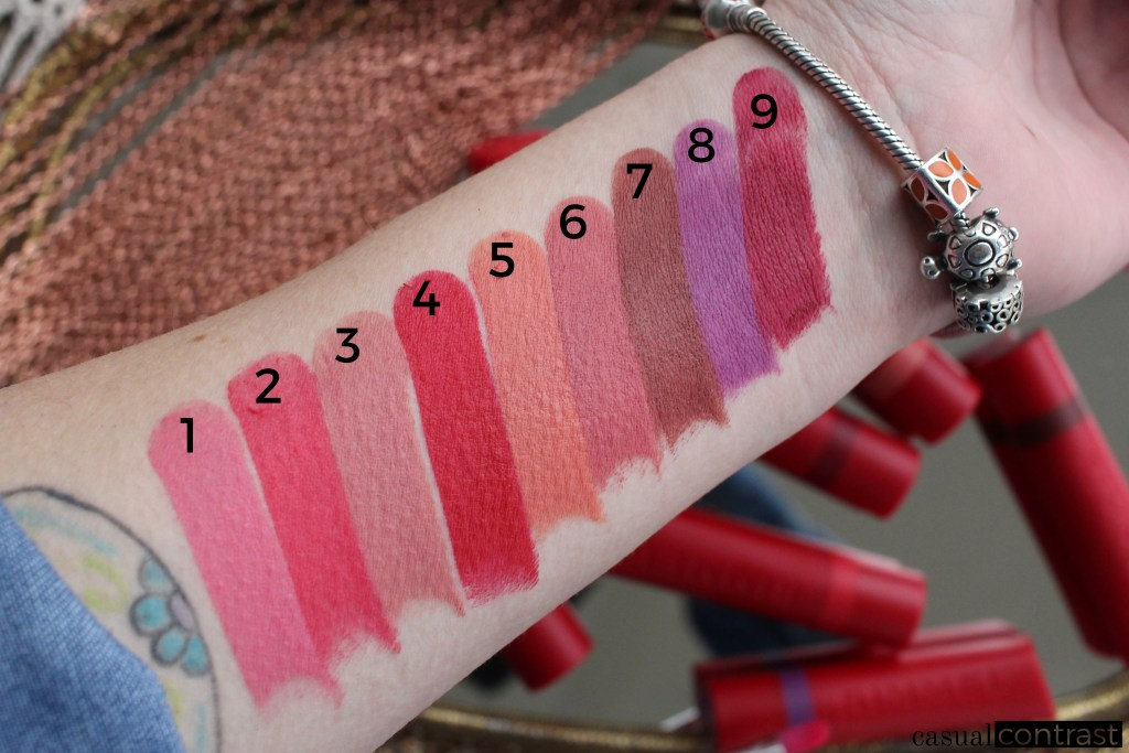 Rimmel London The Only 1 Matte Lipstick • Casual Contrast