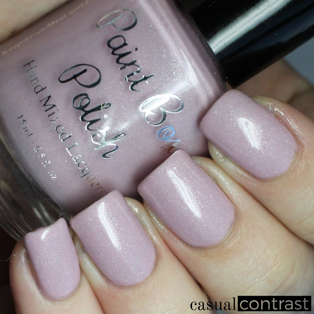 Paint Box Polish Love from the All You Need Is... Collection: Swatches & Review • Casual Contrast