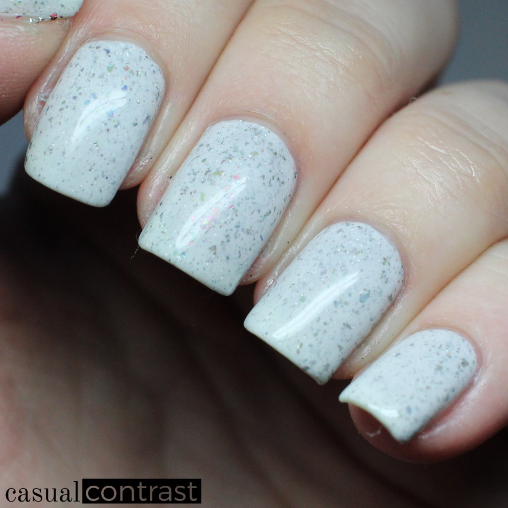 Paint Box Polish Peace from the All You Need Is... Collection: Swatches & Review • Casual Contrast