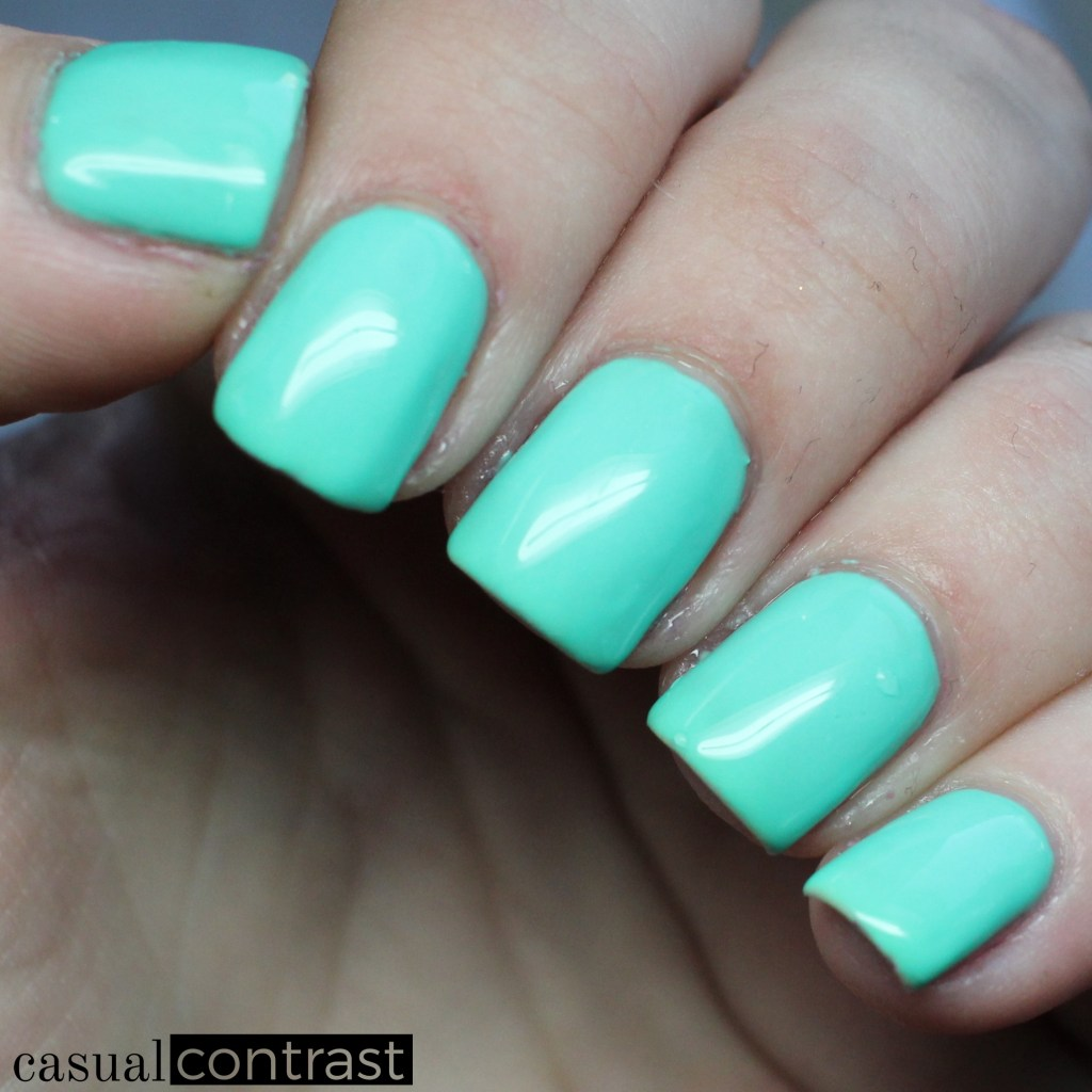 LeChat Fantasea cold state - LeChat Perfect Match Mood Color Changing Gel Polish: Swatches & Review • Casual Contrast