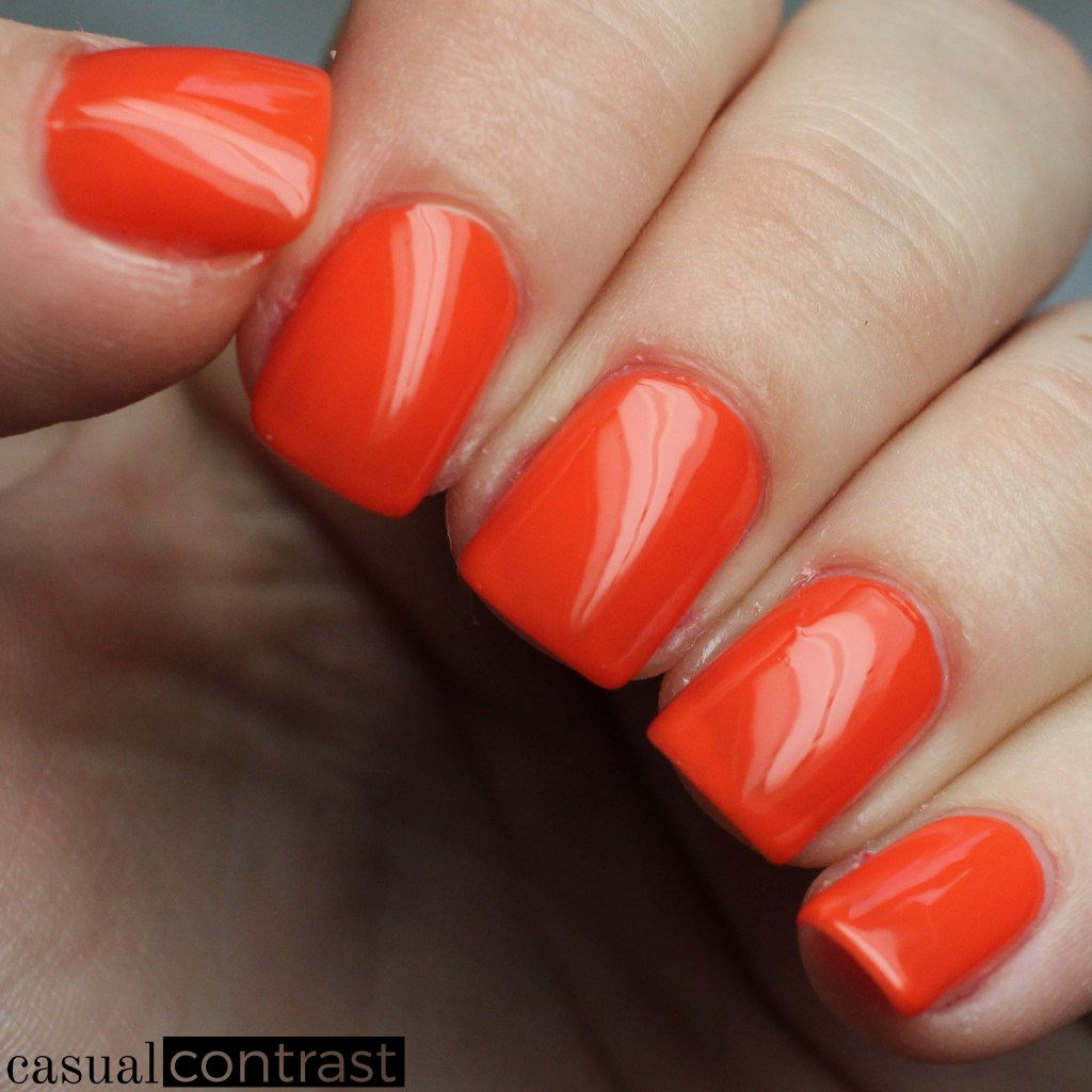 Dr. Dana 9-Free Nail Color: Swatches & Review • Casual Contrast