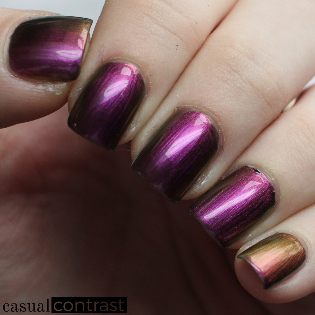 KBShimmer Chroma Chameleon from the KBShimmer NEW Multi Chromes • Casual Contrast