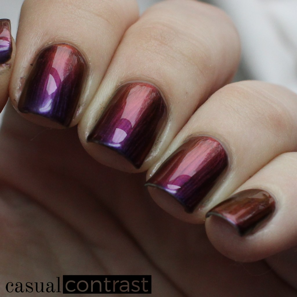 KBShimmer Wine Not? from the KBShimmer NEW Multi Chromes • Casual Contrast
