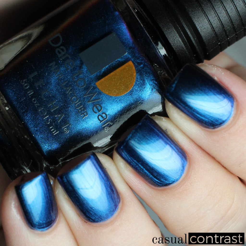 Mystique from the LeChat Perfect Match Metallux Collection: Swatches & Review • Casual Contrast