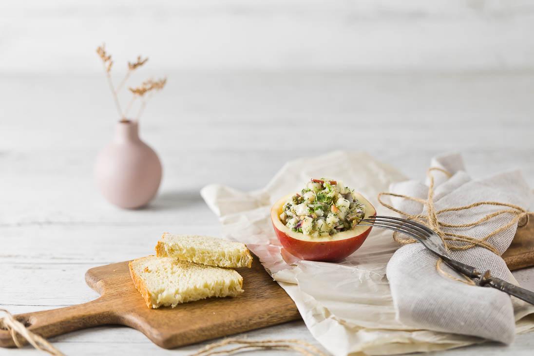 Matjestatar mit Kapern und Dil casual cooking österreichischer food blog