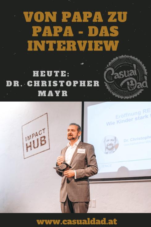 Dr. Mayr von Milupa Österreich war dieses Mal mein Interviewpartner. Das große Thema war die sogenannte Resilienz, aber lest selbst...