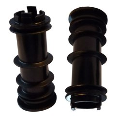 Patio Swivel Chair Seat Post Bushing Rolling Office Chairs Casual Furniture Solutions