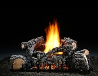 hargrove-fireplace-highland-glow | Casual Image
