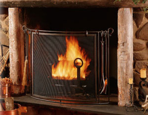 Fireplace Screens Atlanta  Doors Gas Logs Firepits Shop