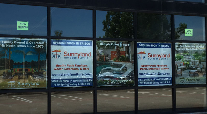 sunnyland furniture to open second