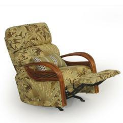 Outdoor Swivel Rocker Chair Mat Bamboo Wicker Recliners/swivel Rocking Chairs