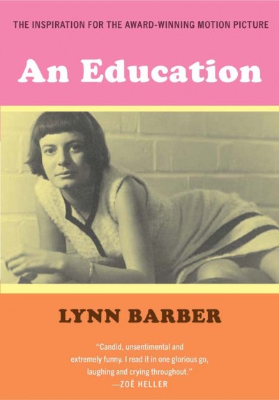 lynn barber, an education, book, cover, american, us, inspiration, adaptation, memoir, nonfiction