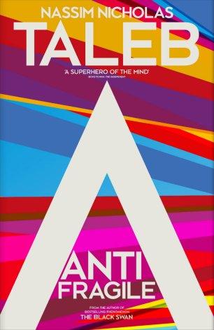 Antifragile (hardcover)