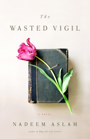 The Wasted Vigil by Nadeem Aslam; design by Gabriele Wilson (Vintage Books September 2009)