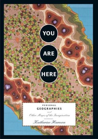 You Are Here by Katherine Harmon; design by Jane Jeszeck / Jigsaw (Princeton Architectural Press / November 2003)