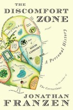 The Discomfort Zone by Jonathan Franzen; design by Lynn Buckley (Picador / August 2007)
