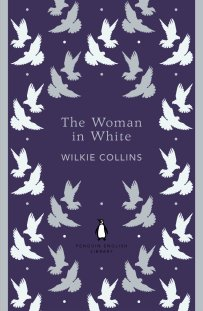 The Woman in White by Wilkie Collins; illustration by Despotica; series design by Coralie Bickford-Smith (Penguin)