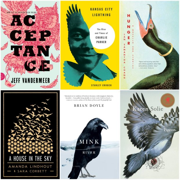 Birds On Book Covers