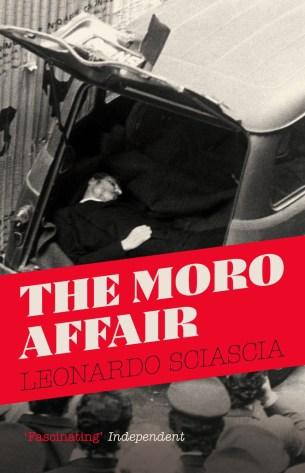 The Moro Affair by Leonardo Sciascia; design by Dan Mogford (Granta / 2014)