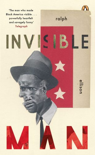 Invisible Man by Ralph Ellison.; design by JP King