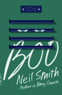 Boo by Neil Smith; design by Isabel Urbina Peña (Vintage / May 2015)