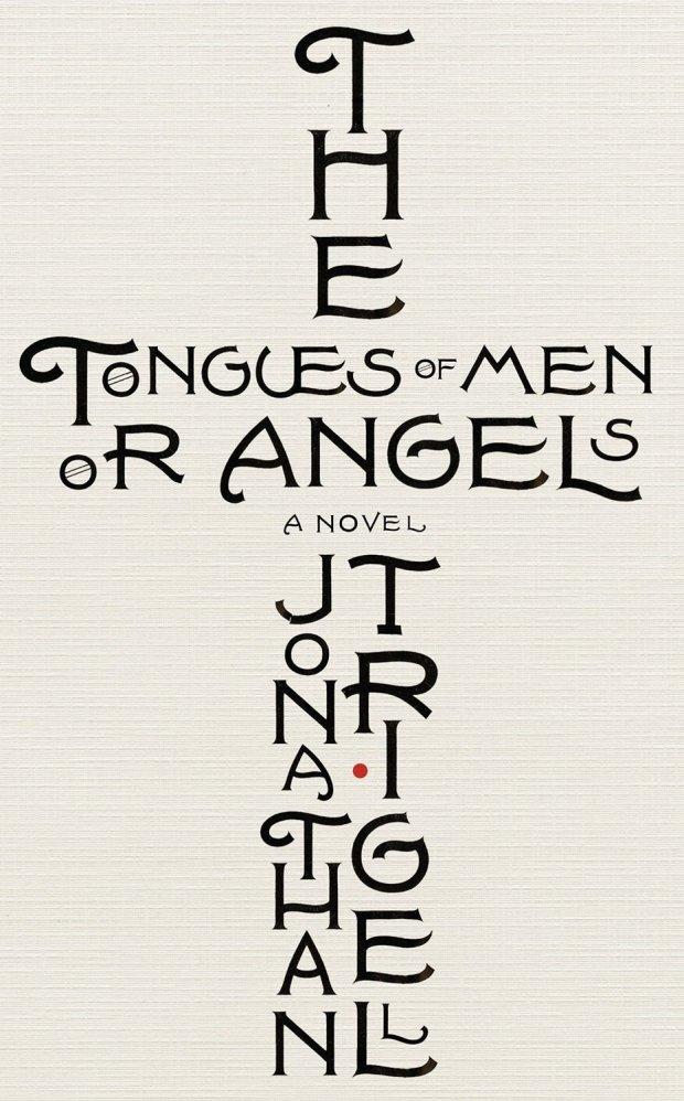 tongues of men or angels design by Jamie Keenan