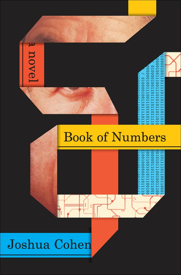 Book of Numbers design Oliver Munday