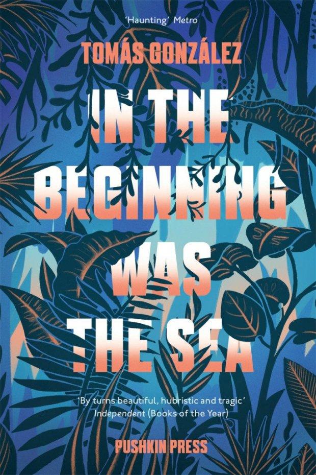 in the beginning illustration Robert Frank Hunter