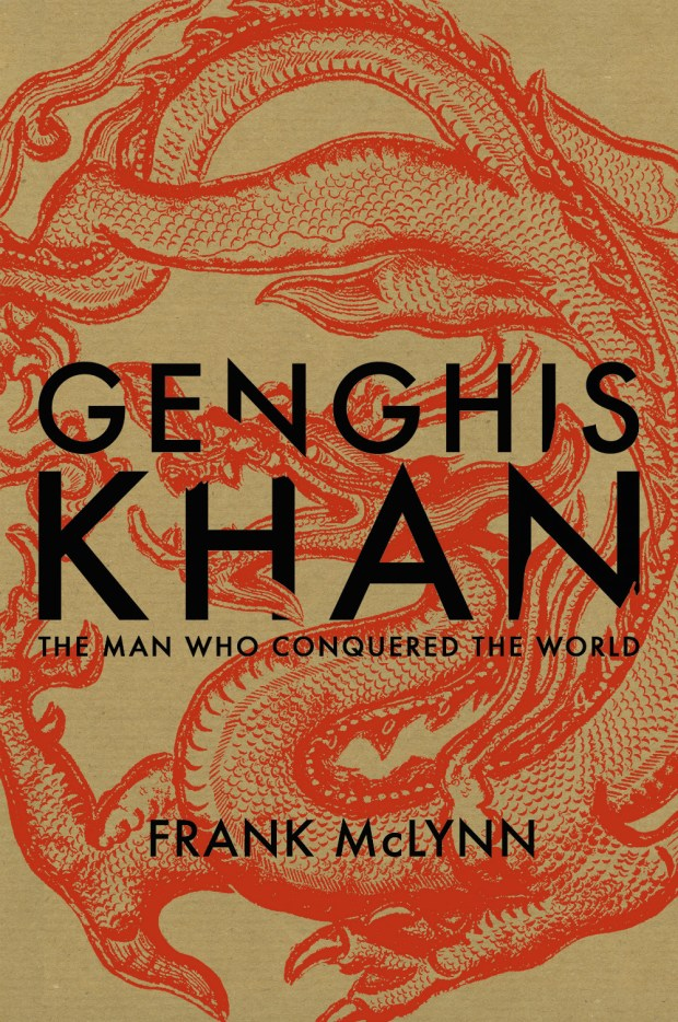 Genghis Khan design James Paul Jones